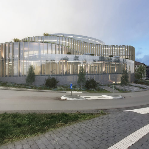 Bürogebäude Bernkastel-Kues