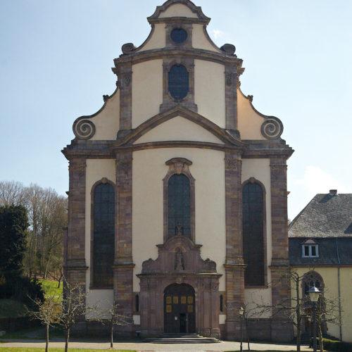 Abtei Himmerod Außenansicht