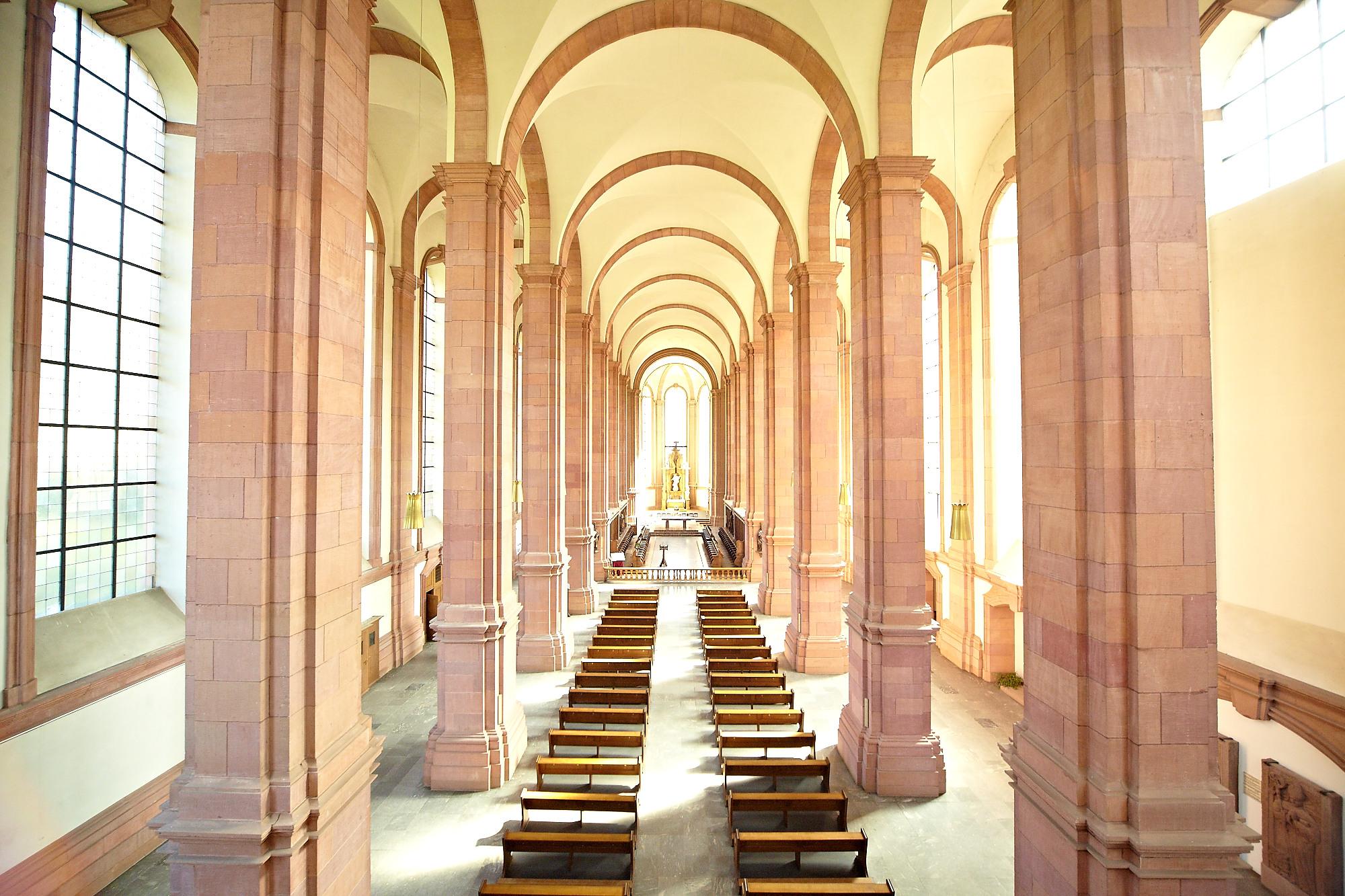 Abtei Himmerod Innenansicht