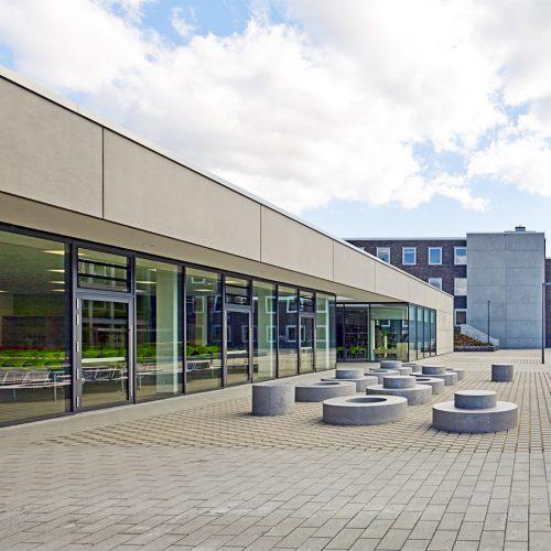 Cusanus Gymnasium Wittlich Neubau
