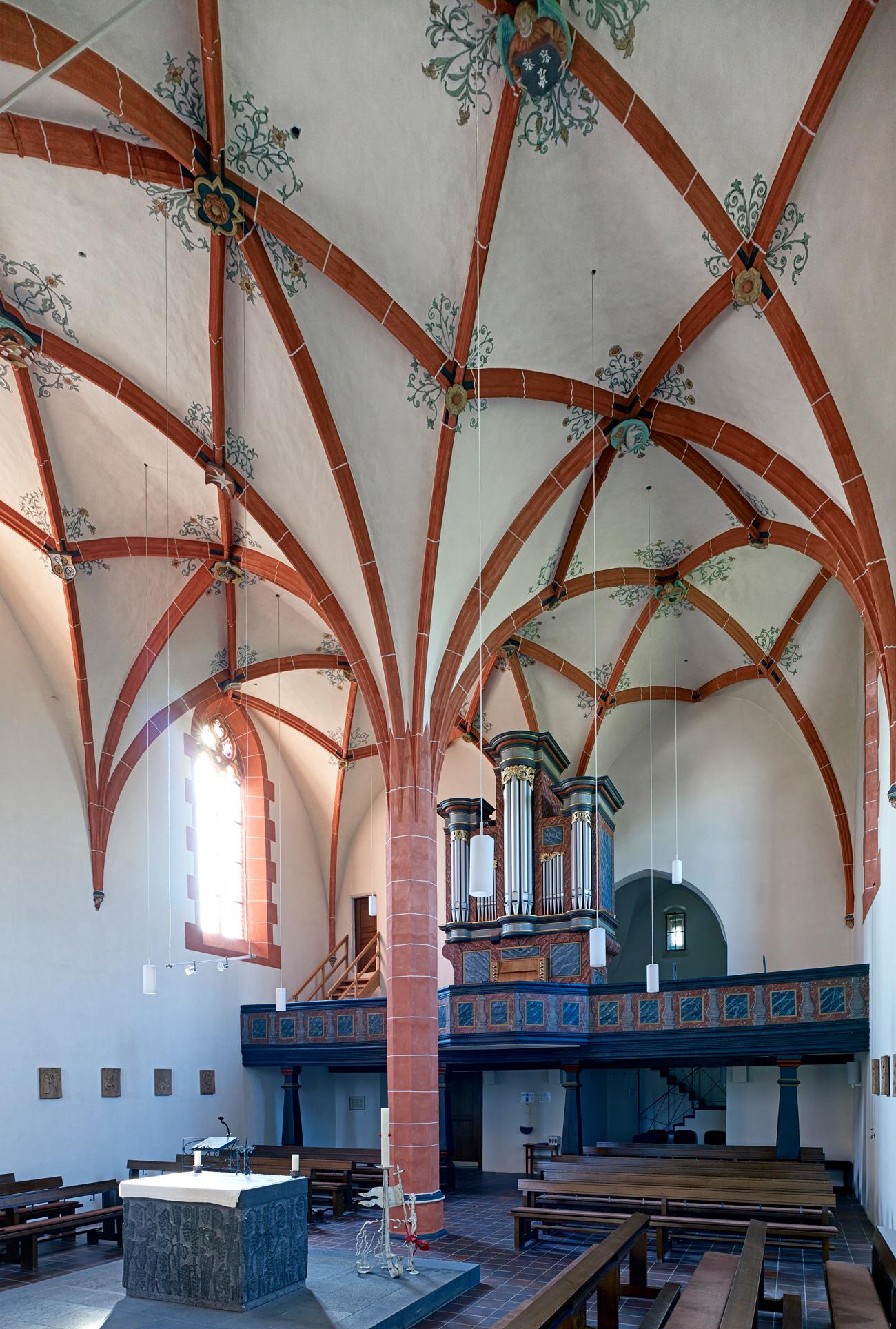 Kirche Mater Dolorosa, Driesch Sanierung