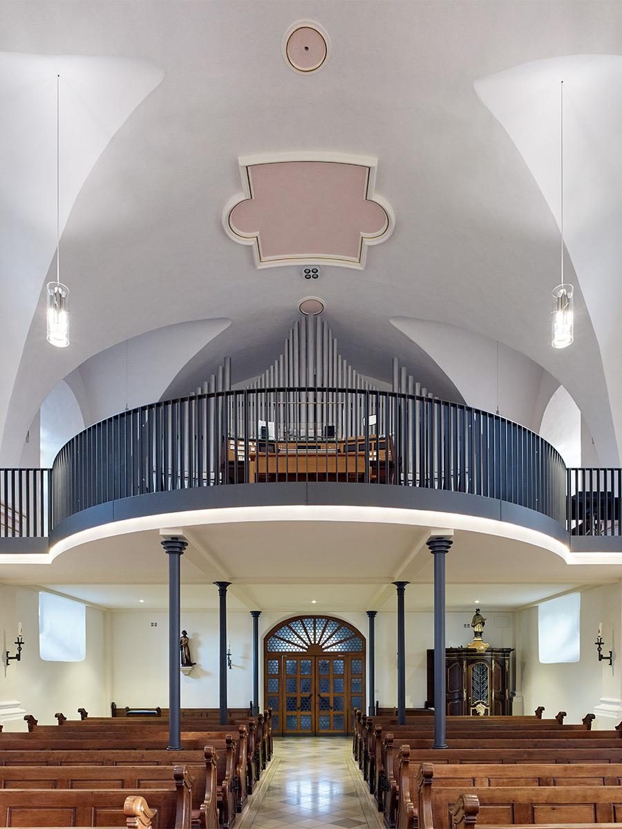 Kirche_St_Briktius Empore
