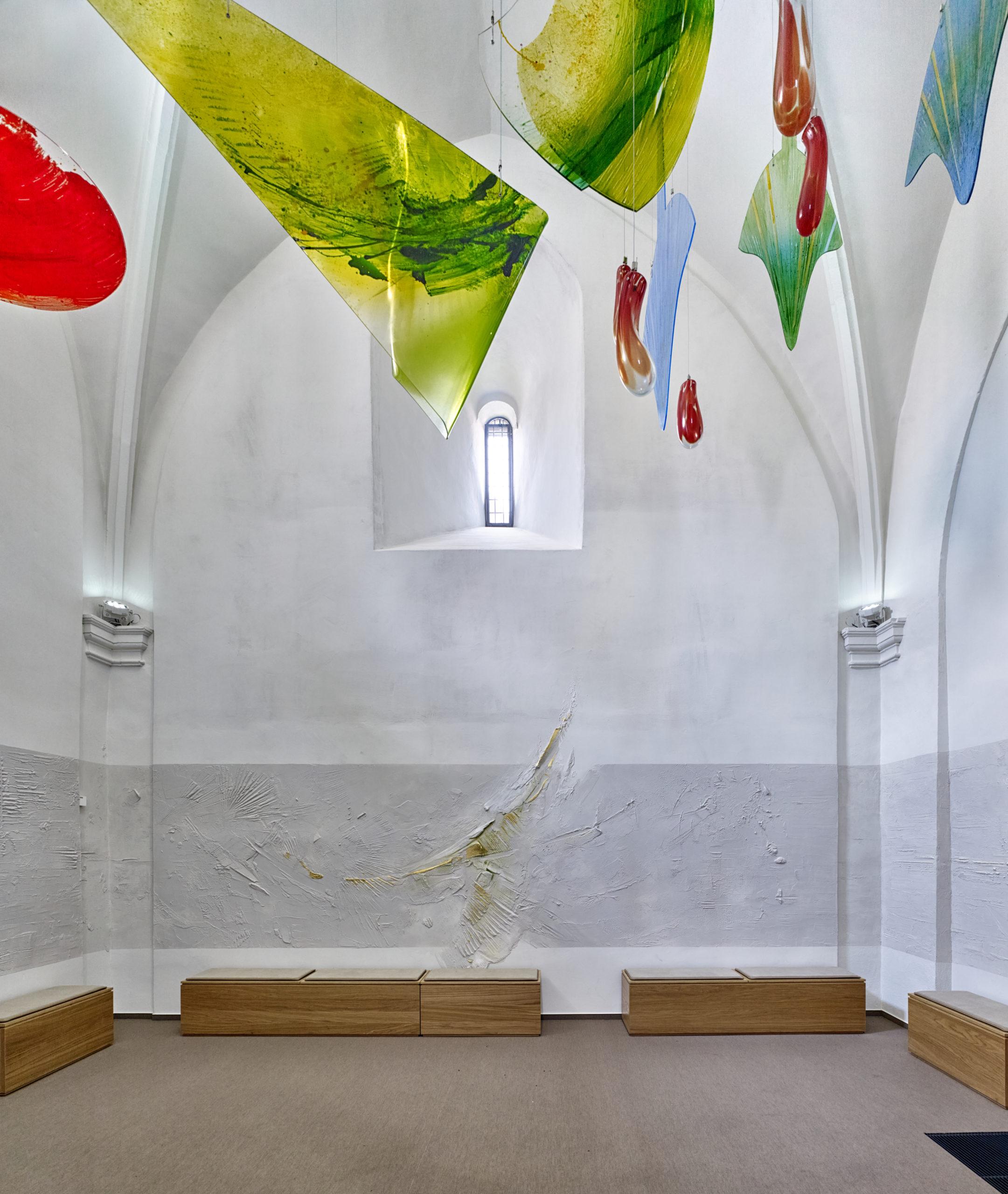 Designelement Kirche St. Markus in Wittlich