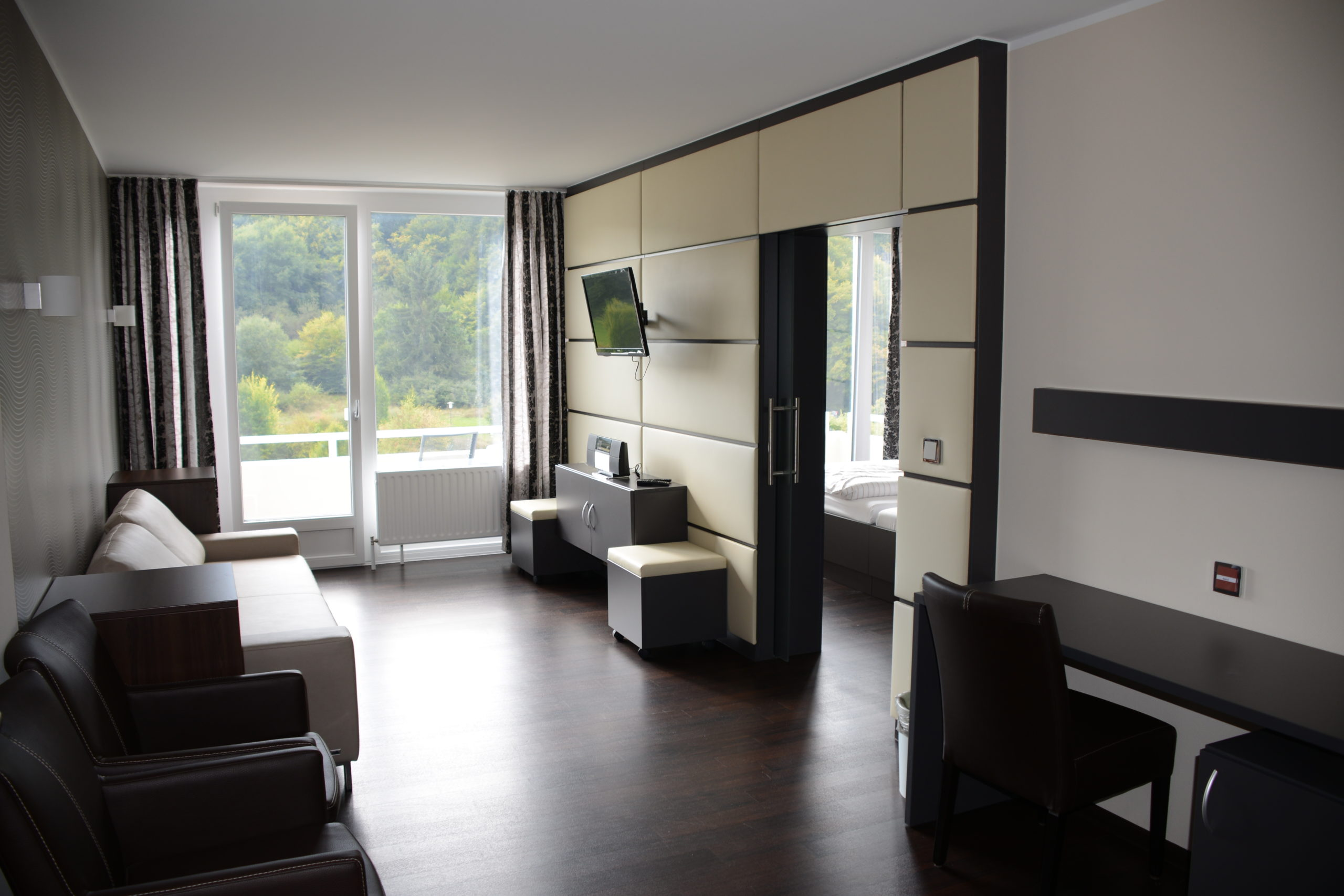 Elfenmaar-Klinik Ansicht Zimmer