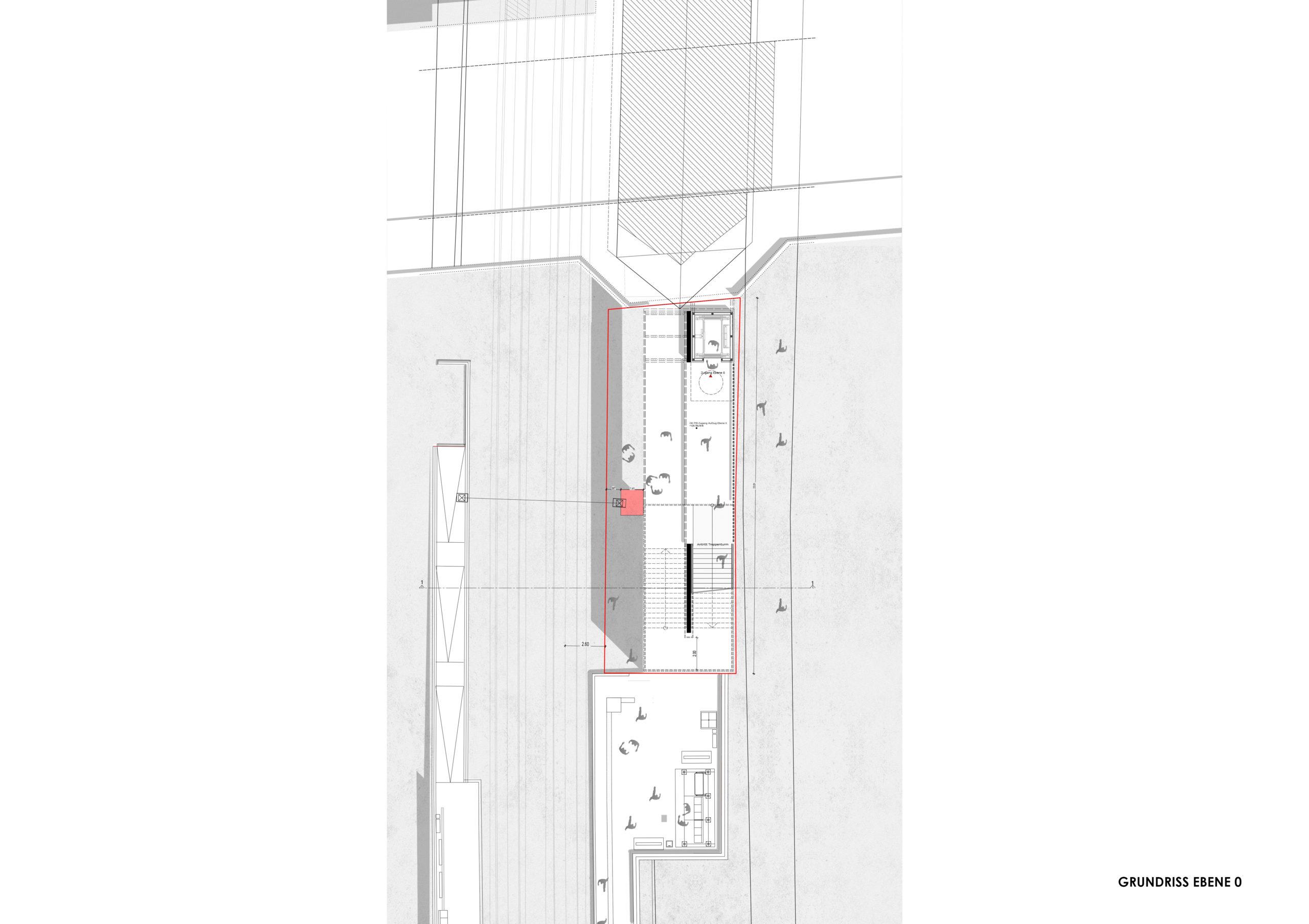 Entwurf Station Trier Pallien