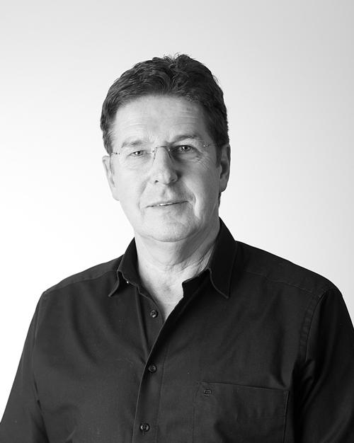 Geschäftsführer Peter Berdi Berdi Architekten